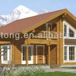 Categories Villa Popular Two Storey Wooden House Sale