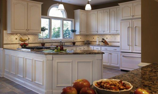 Cathedral Cabinets Kitchen