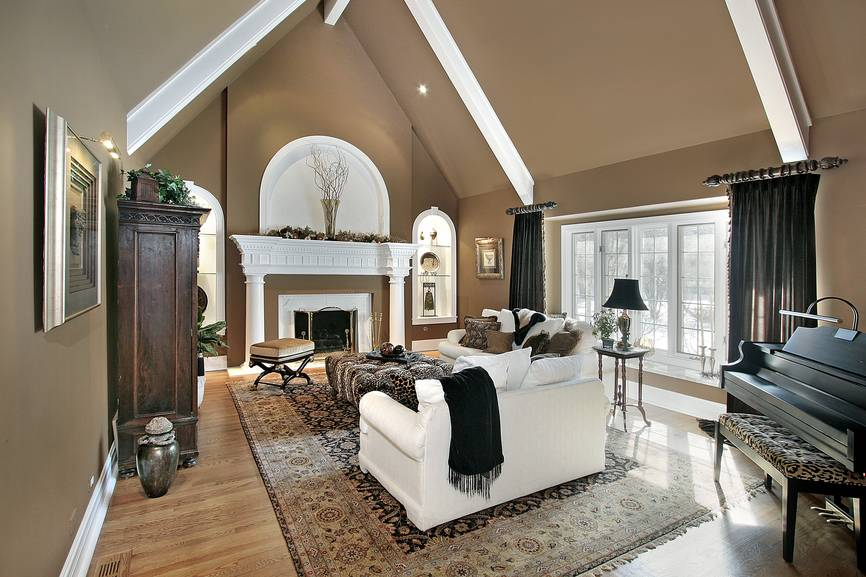 Cathedral Ceiling Lighting Options Home Design