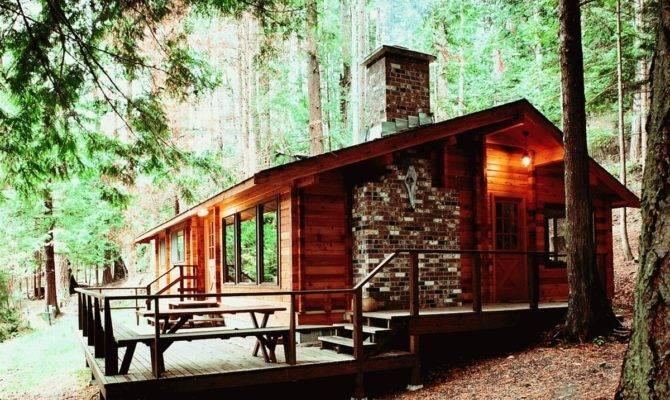 Cedar Cabins Pan Abode Homes