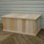 Cedar Deck Box Plans