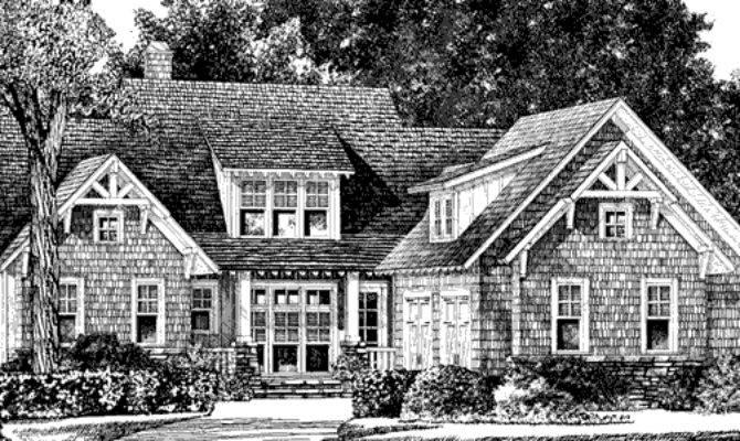 Cedar Ridge Mitchell Ginn Southern Living House Plans