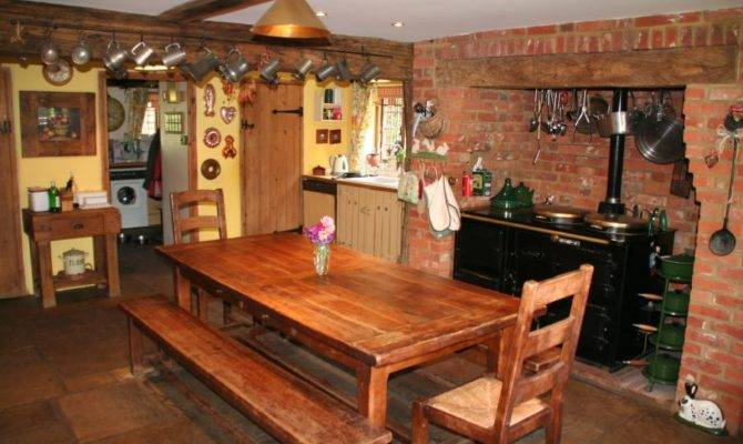 Century Country Cottage Inglenook Fireplaces