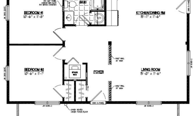 Certified Homes Musketeer Home Floor Plans