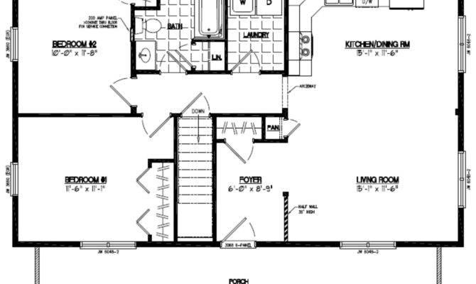 Certified Homes Musketeer Home Floor Plans