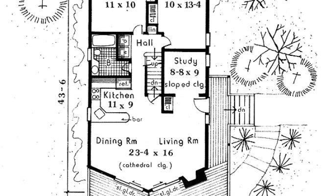 Chalet House Plans Designs