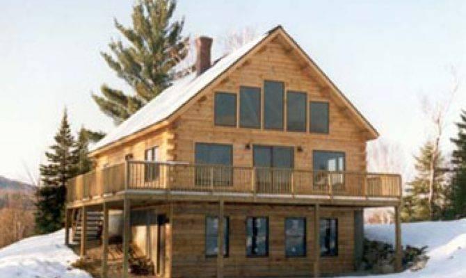 Chalet Modular Home Floor Plans Style