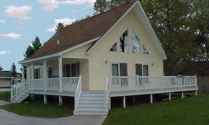 Chalet Modular Home Plans Homes