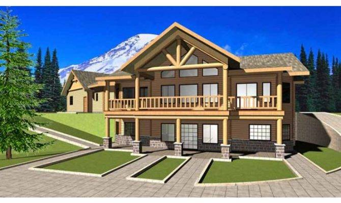 Chalet Style House Plans Pin Pinterest