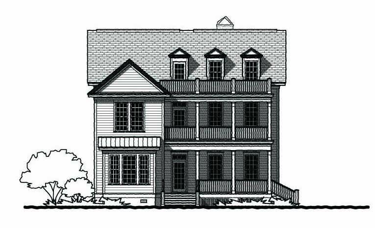 Charleston Gmf Architects House Plans