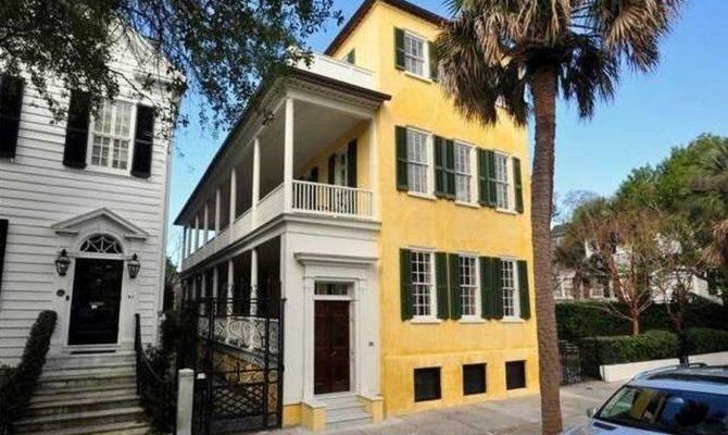 Charleston Style Home Single Real Estate
