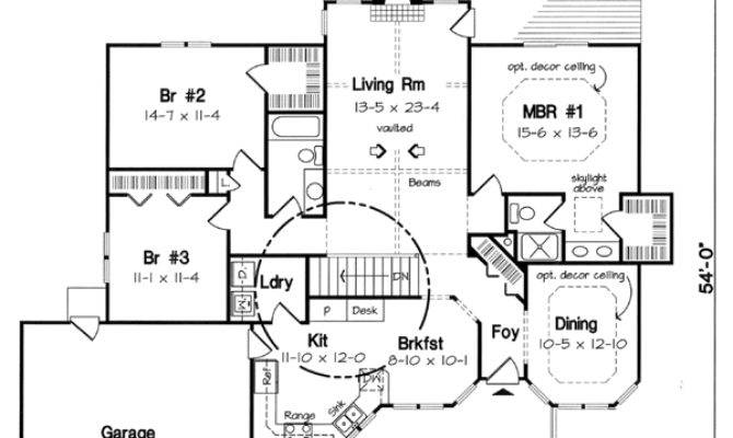 Charmed Ones House Plans Design