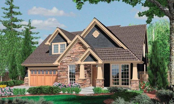 Charming Craftsman Home Plan Floor Master
