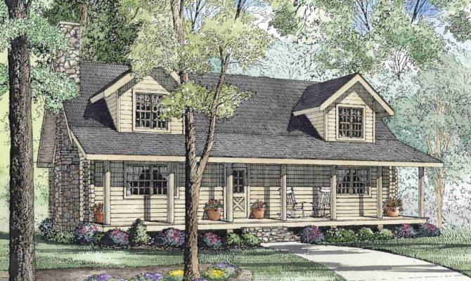 Charming Front Porch Maverick Custom Homes