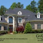 Chateau Avignon House Plan Estate Plans