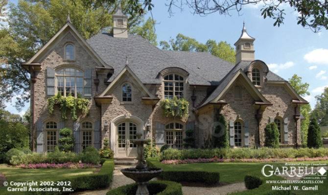 Chateau Lafayette House Plan Estate Plans