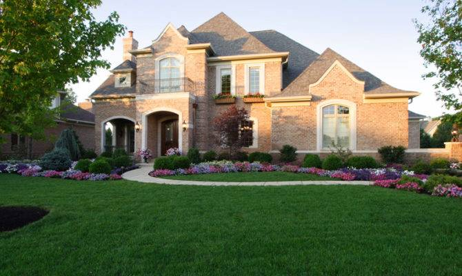 Chateau Luxe Country French Home Plan House