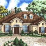 Chateau Style Home Plan Architectural Designs