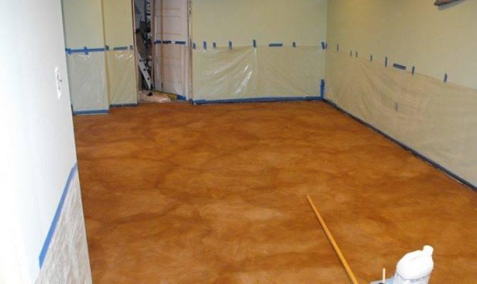 Cheap Basement Flooring Ideas Floor Design Trends