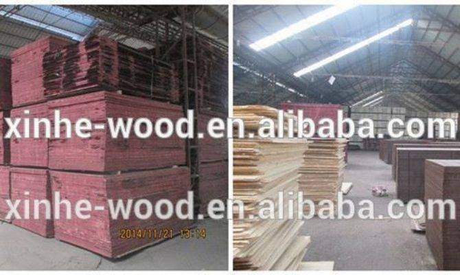 Cheap Building Construction Material Film Faced Plywood