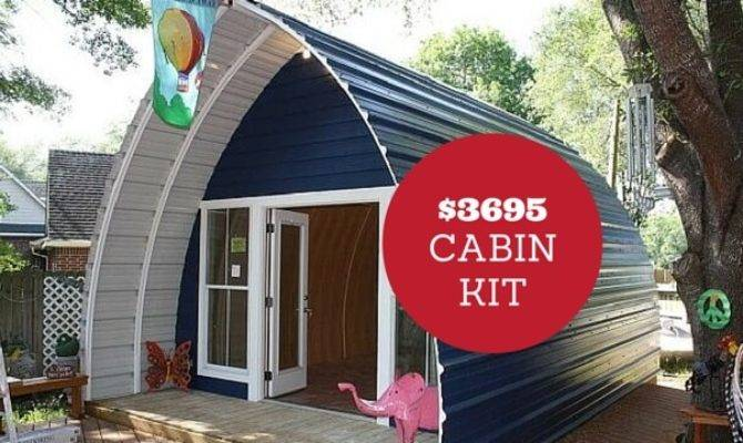 Cheap Cabin Kit Thehomesteadingboards