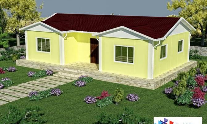 Cheap Prefab House Demounted Houses Quick Build
