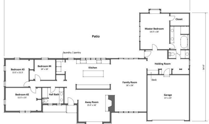 Cheap Ranch Style House Plans Best