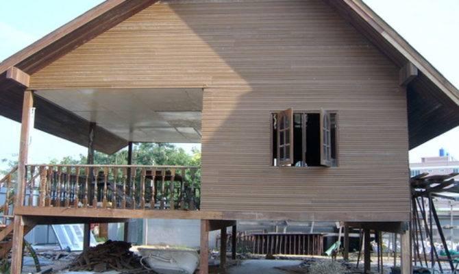 Cheap Thai House Build