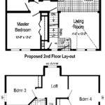 Chester Cape Modular Home Floor Plan