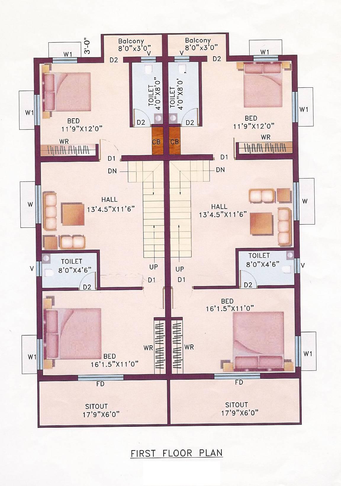 Chettinad Home Plans Design Style