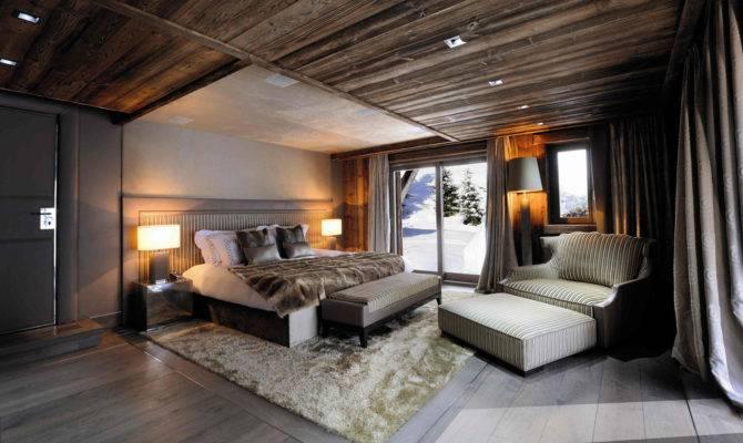 Chic Modern Rustic Chalet Alpes Idesignarch