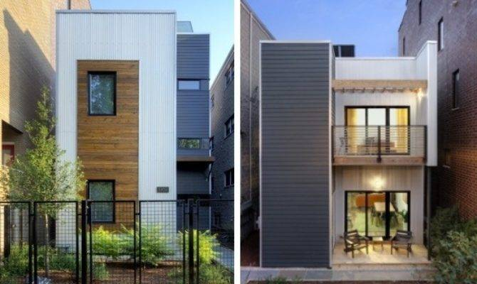 Chicago First Prefab Modular House Bob Vila