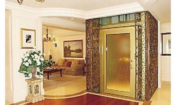 China House Elevator Vvvf Mrl