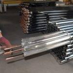 China Super Copper Heat Pipe Vacuum Tube