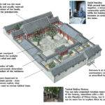 Chinese Courtyard House Plan Gag