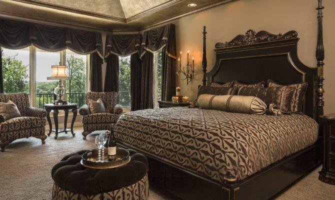 Chocolate Lover Dream Delicious Master Bedroom
