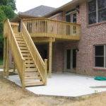 Choosing Right Deck Plans Build Step