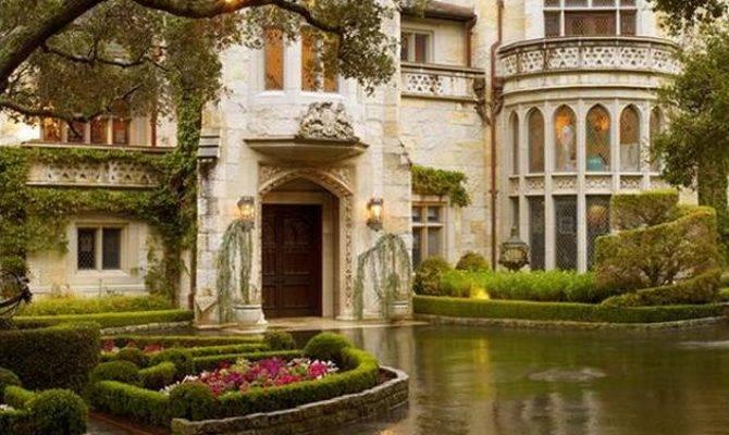 Christie International Real Estate Lists Tudor Style