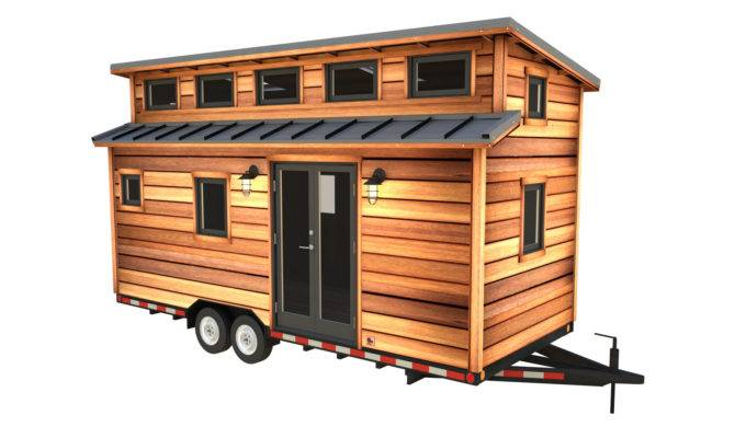 Cider Box Tiny House Plans Padtinyhouses