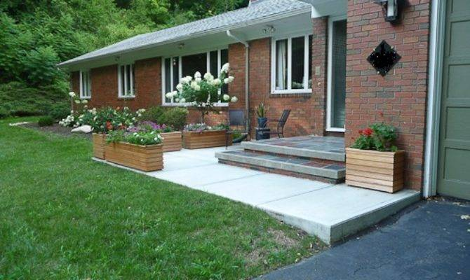 Cindy Midcentury Modern Porch Remodel Including