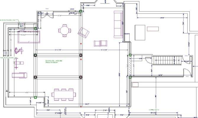 Cinema Lower Level Basement Man Cave Floor Plan Design Ideas