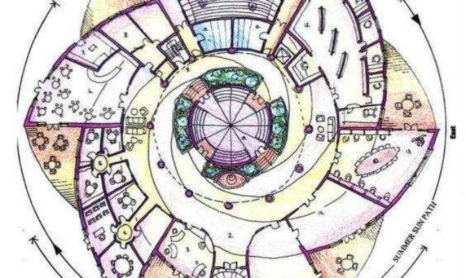 18 Circular House Floor Plans For A Jolly Good Time Home Plans Blueprints