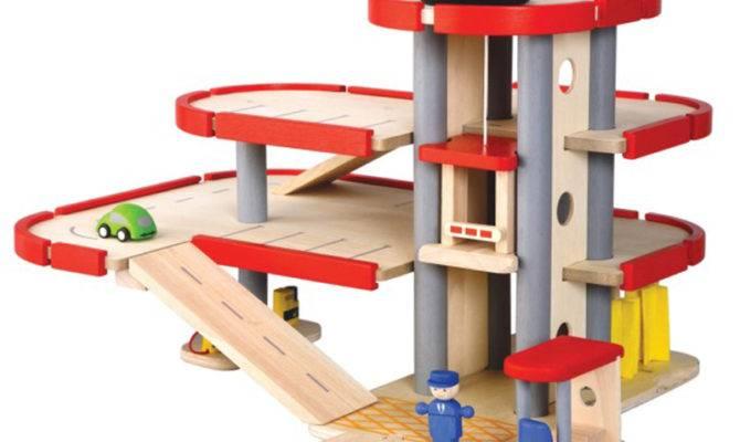 City Car Park Plan Toys Wwsm