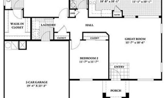 City Home Floor Plans Design Style