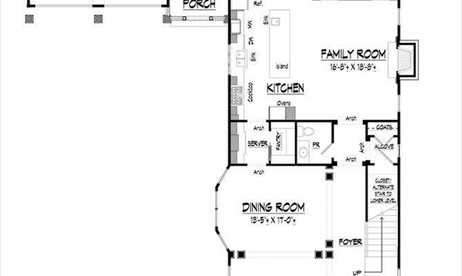 City Home House Plan Elegant Plans