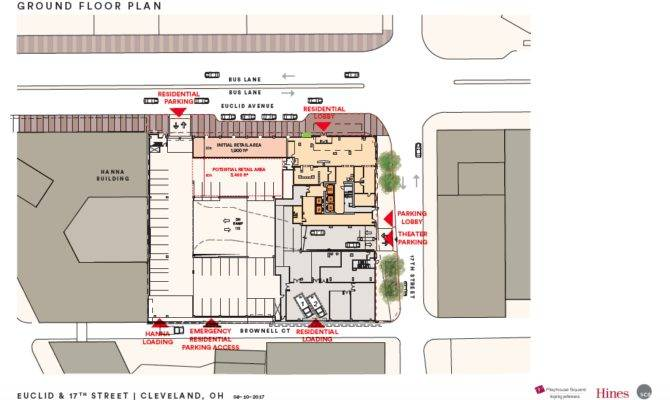 City Wins Compromise Adding Retail Garage Playhouse