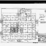 Civil Engineering Vault Readiness Crew Building Lower Floor Plans
