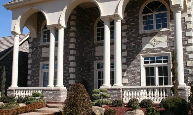 Class Your Home Columns Realm Design Inc