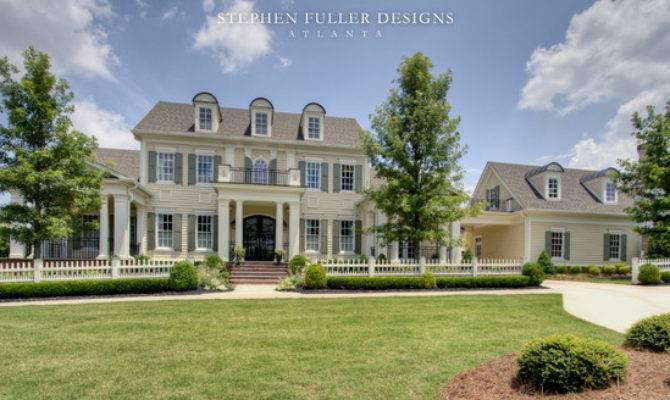 Classic American House North Atlanta Traditional
