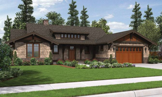 Classic Craftsman Ranch Tremendous Curb Appeal